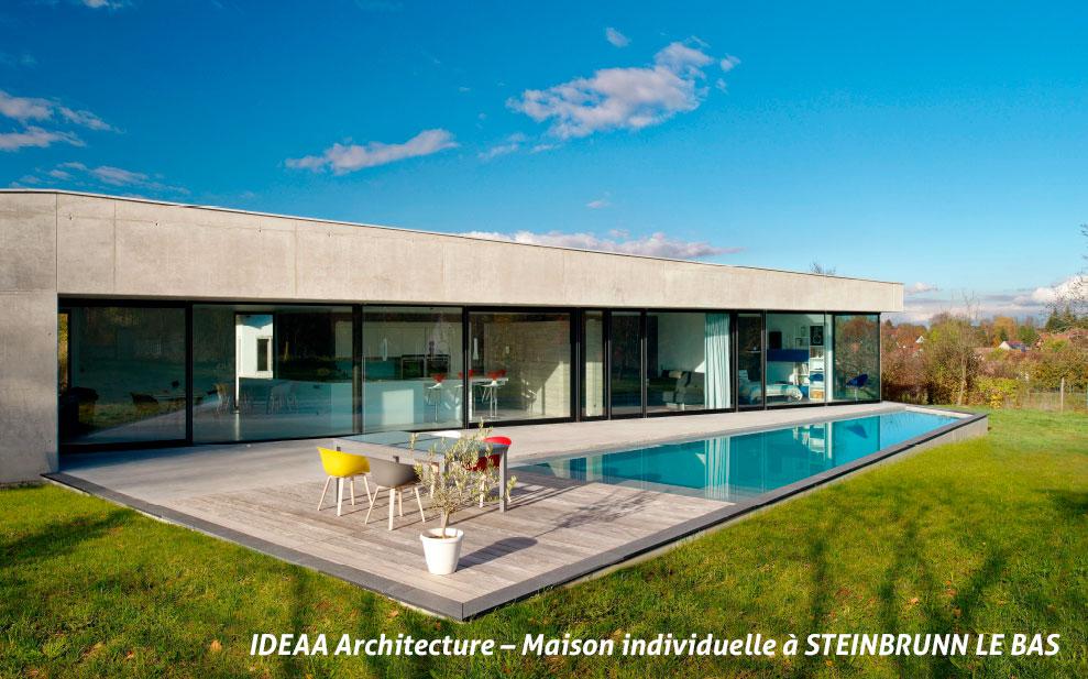 constructeur de maisons individuelles heimsbrunn roesch constructions. Black Bedroom Furniture Sets. Home Design Ideas